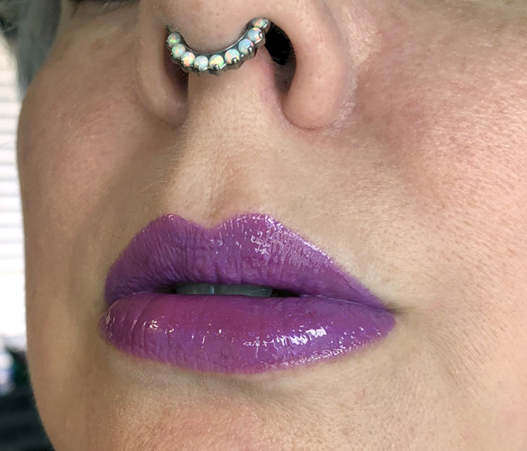 Urban Decay Hi-Fi Ultra Cushion Lipgloss Tongue Tied