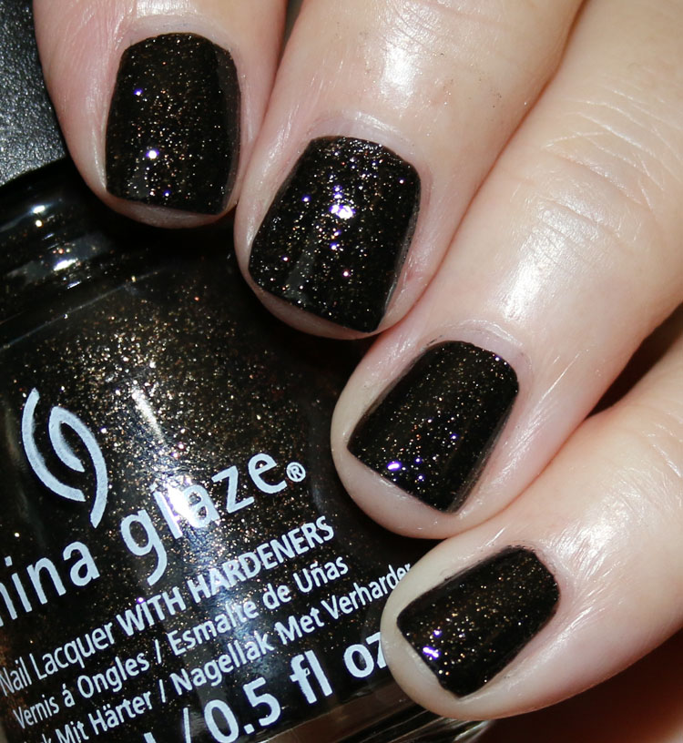 China Glaze Ash & Burn