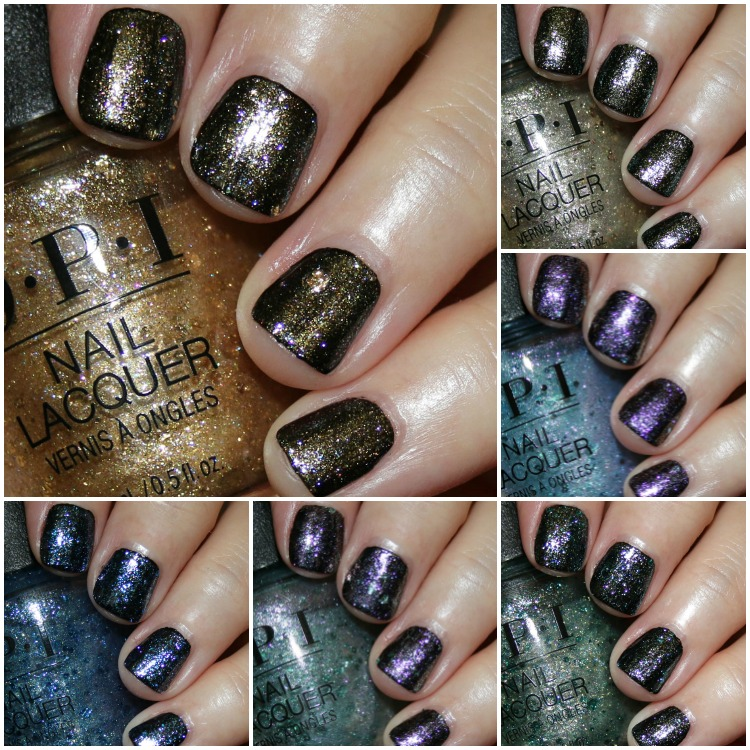 OPI Metamorphosis Collection
