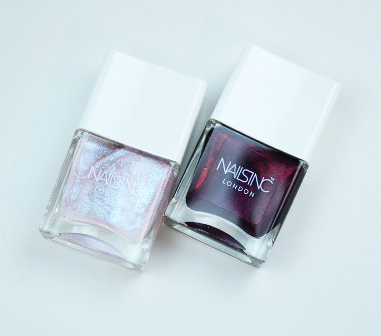 Nails Inc Nail Porn Nail Polish Duo