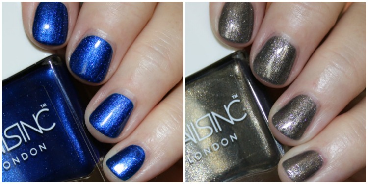 Nails inc. Fallen Mermaid Nail Polish Duo