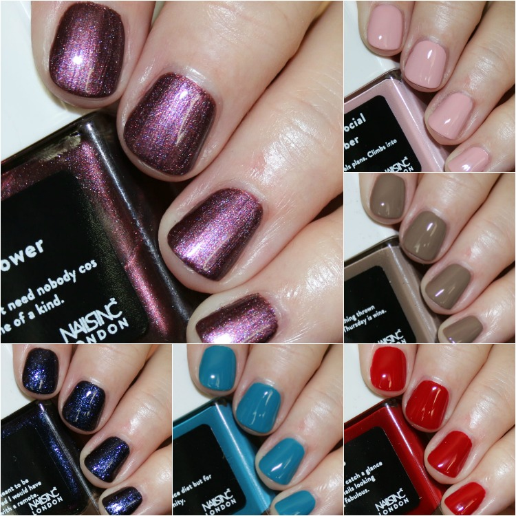 Nails inc. Life Hack Collection