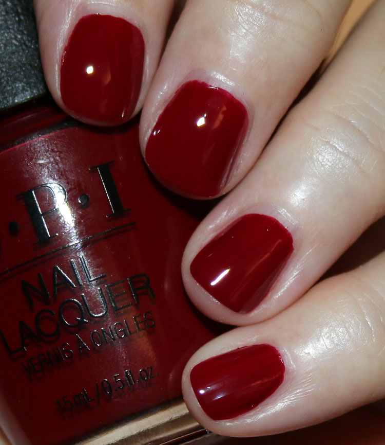 Opi The Nutcracker And The Four Realms Nail Lacquer Collection Vampy Varnish