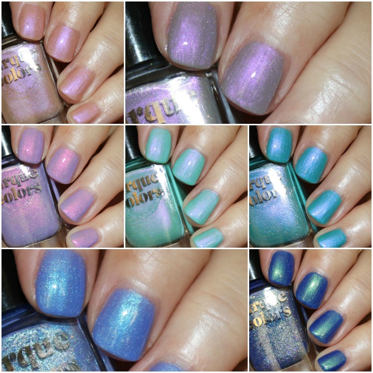 Cirque Colors Dreamscape Collection