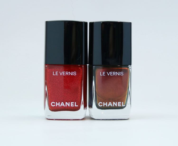 Chanel Le Vernis Holiday 2018