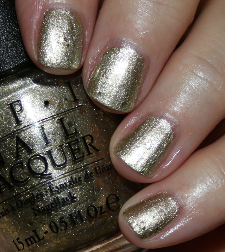 OPI Baroque...But Still Shopping!
