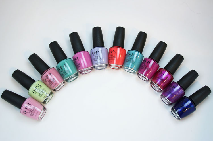 OPI Tokyo Spring 2019 Collection