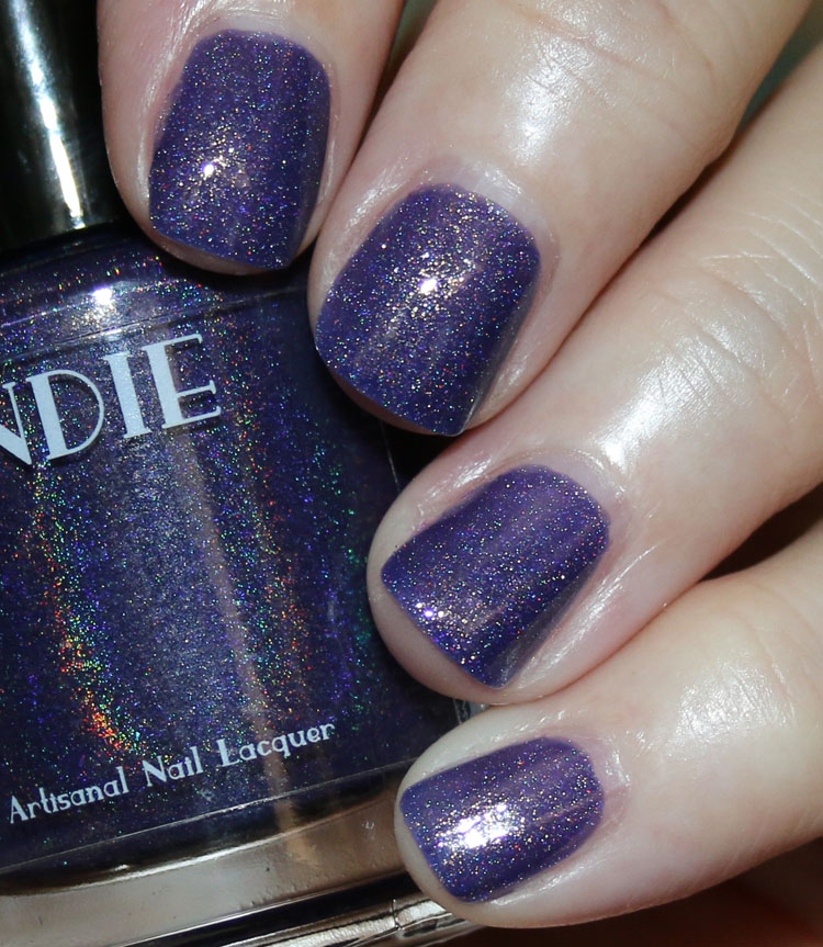 Indie Lacquer New Workout Routine