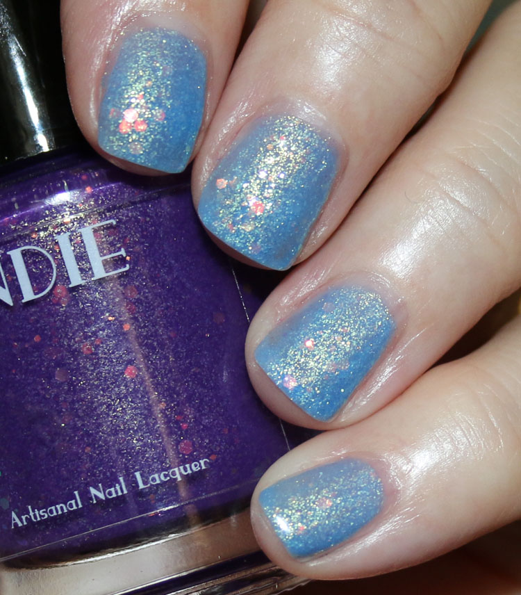 Indie Lacquer New Year, New Me