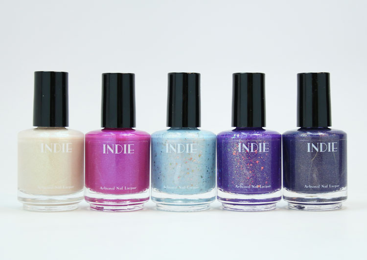 Indie Lacquer New Year, New You Collection