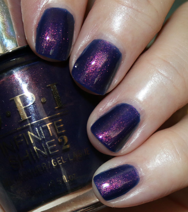 OPI Turn on the Northern Lights!