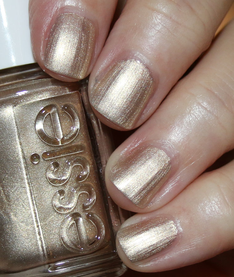 essie glow the distance