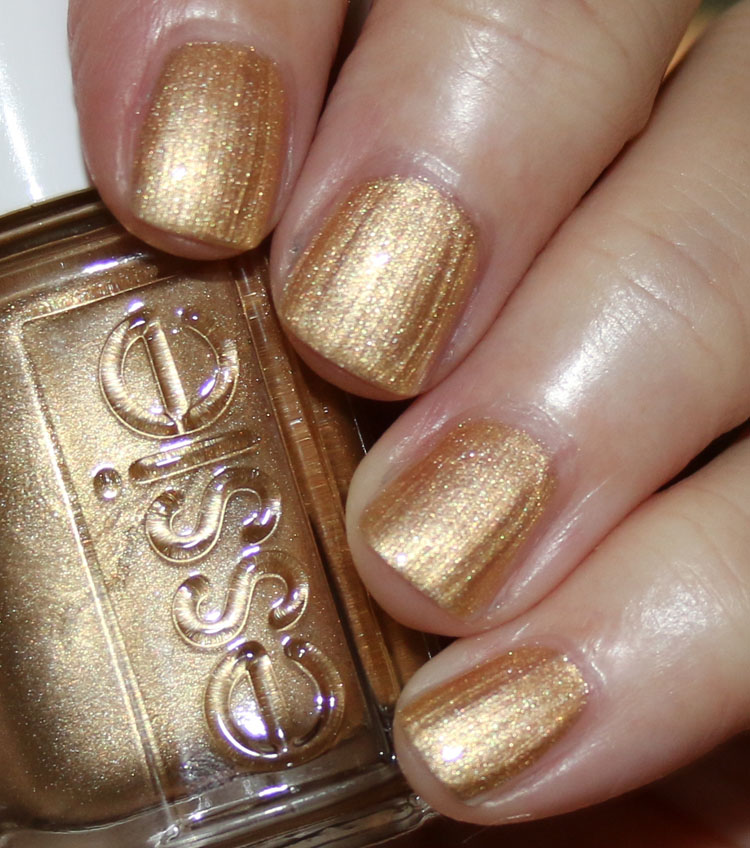 essie got it golding on