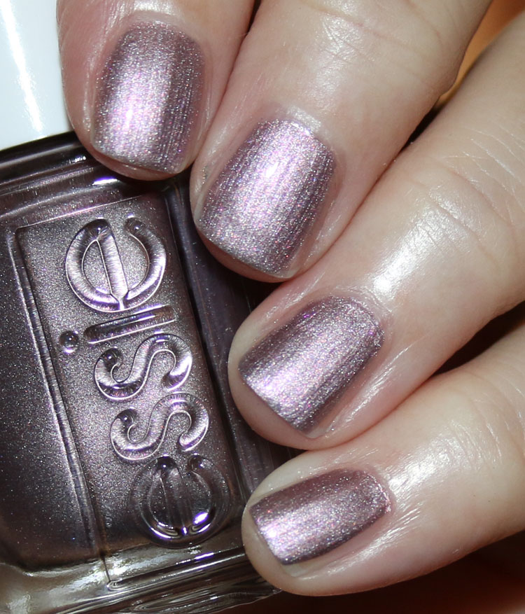 essie laced up lilac