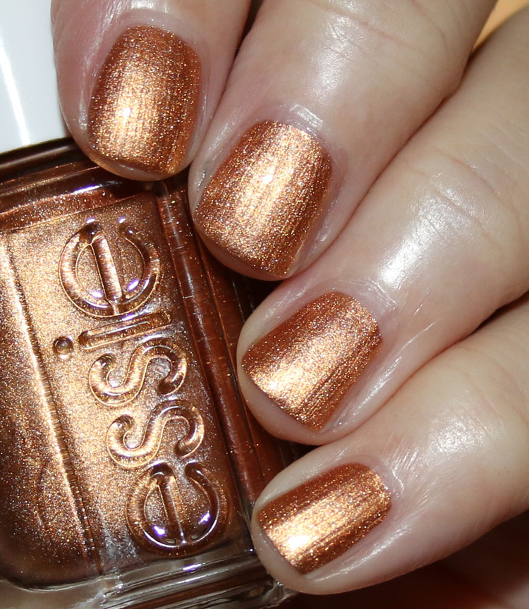 essie pep in your rep