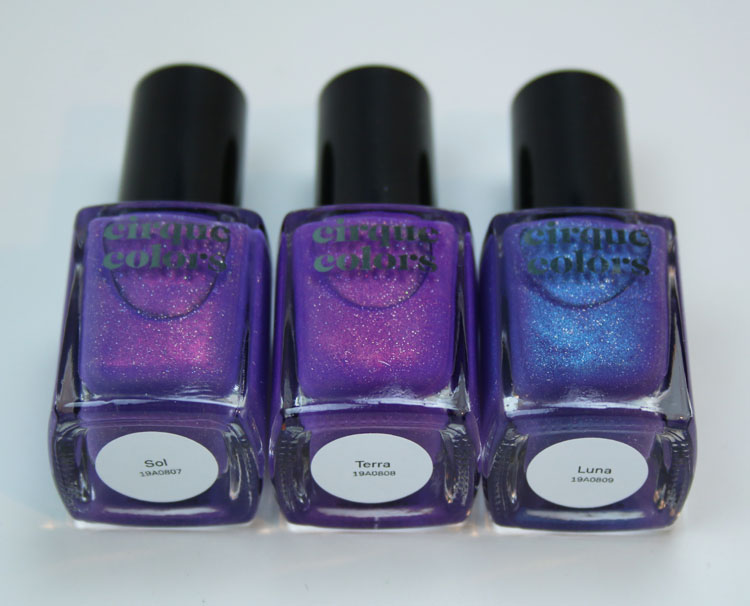 Cirque Colors The Celestial Collection