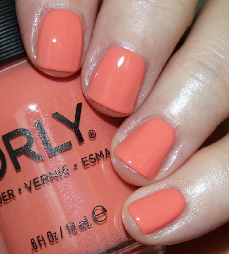 ORLY Positive Coral-ation