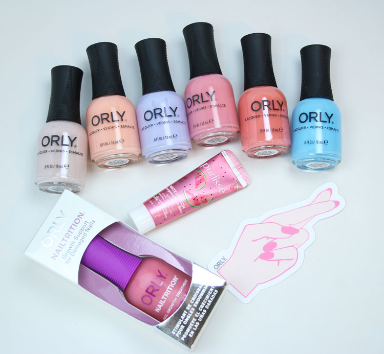 ORLY Radical Optimism Spring 2019 Collection