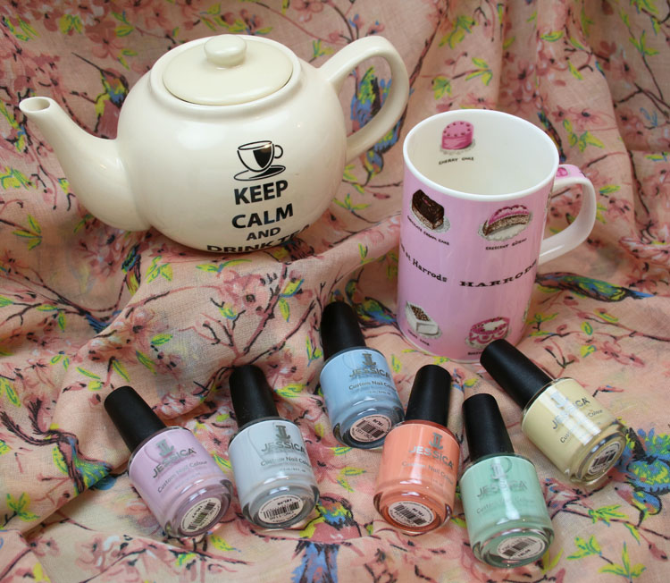 Jessica Tea Party Spring Collection 2019