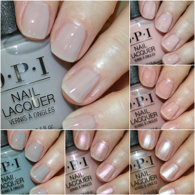 OPI Always Bare for You Spring 2019