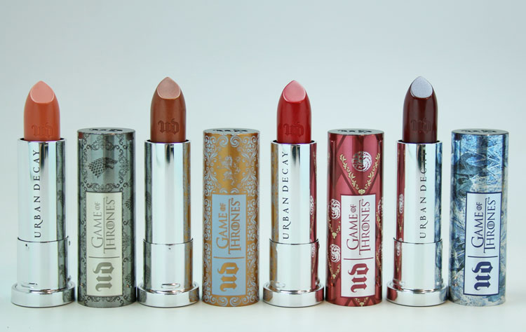 Urban Decay Game of Thrones Vice Lipstick
