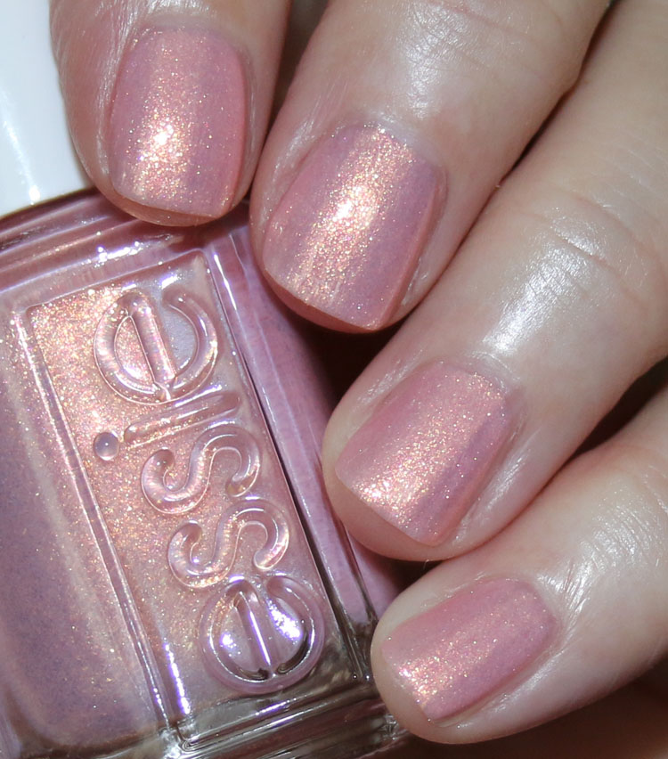 essie touch of sugar