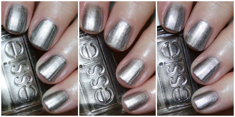 My Favorite Silver essie Nail Lacquer Colors