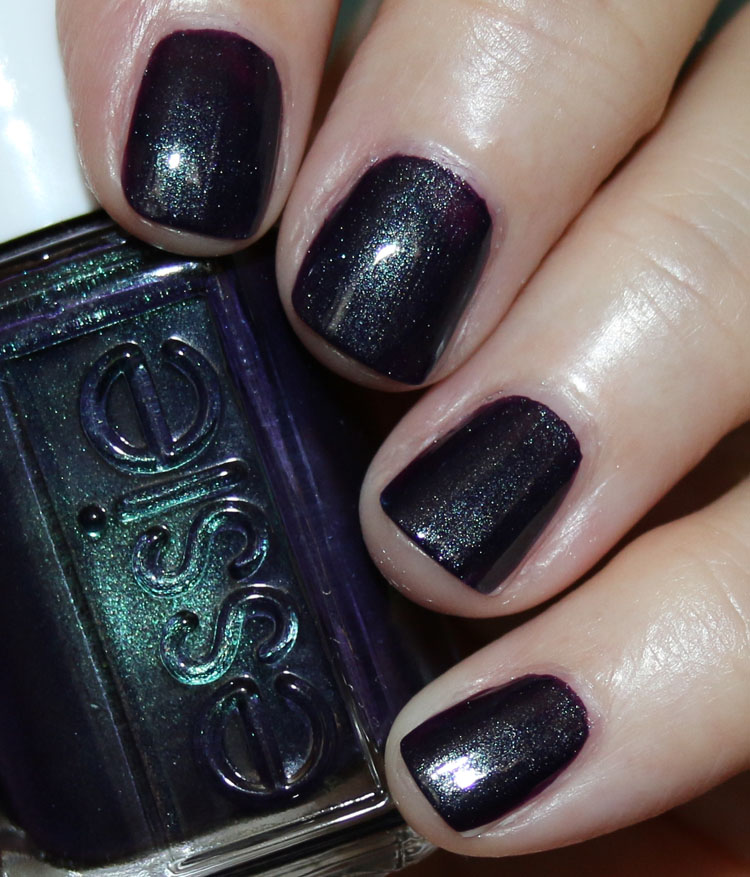 My Favorite Purple Essie Nail Lacquer Colors Vampy Varnish