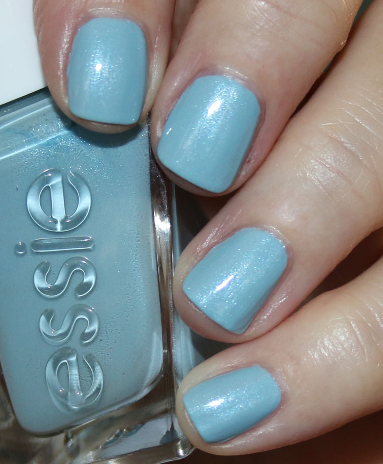 essie first view