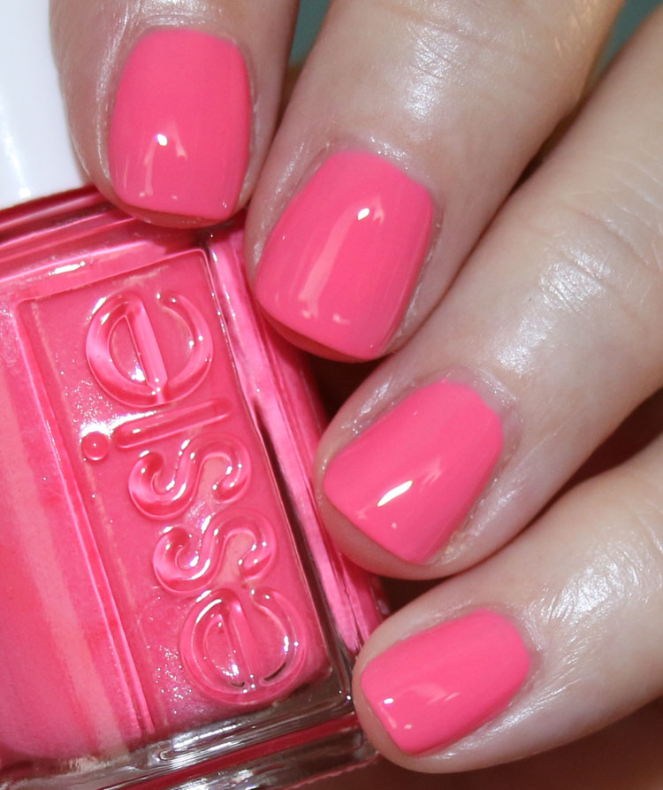 essie strike a rose