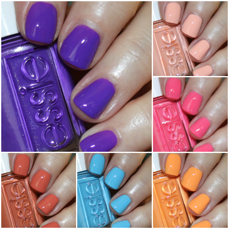 essie summer 2019 collection