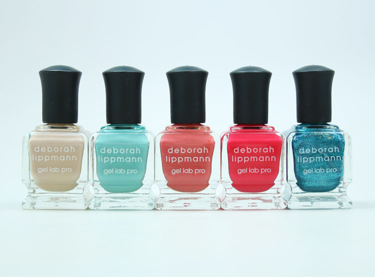 Deborah Lippmann Permanent Vacation Summer 2019 Collection