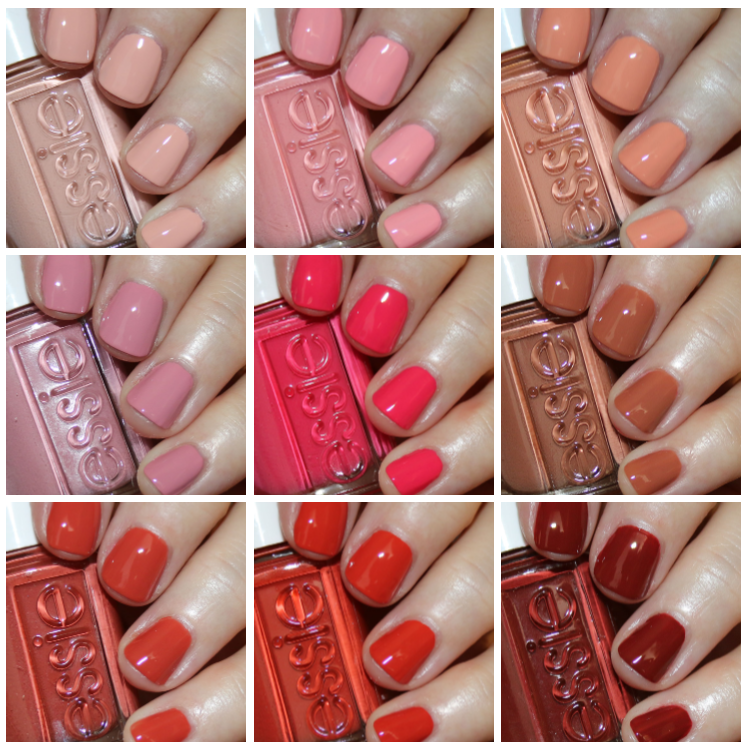 essie rocky rose summer 2019 collection