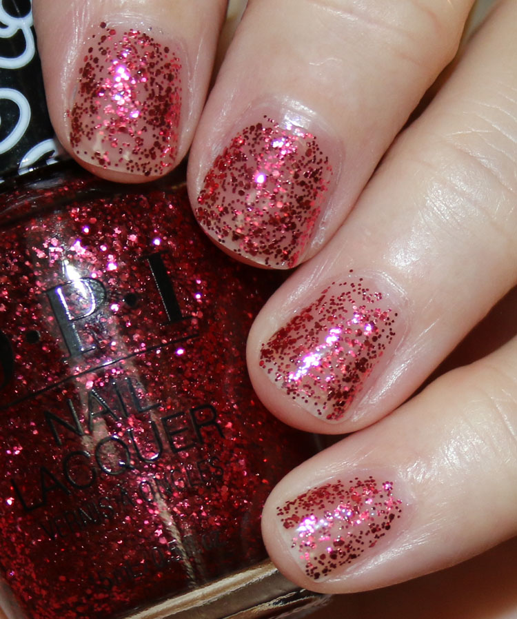 OPI Dream in Glitter