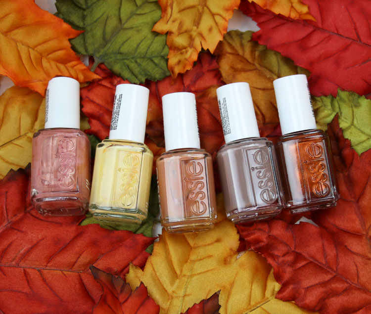 essie fall 2019 collection