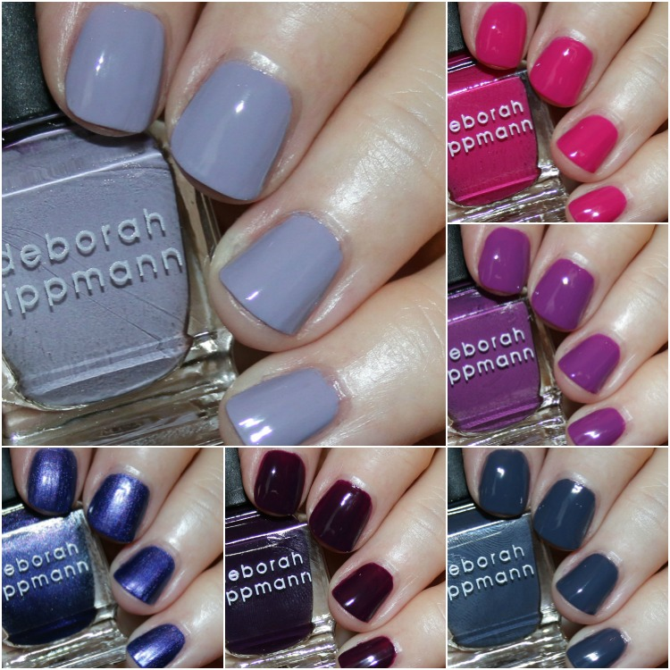 Deborah Lippmann Natural Mystic Collection
