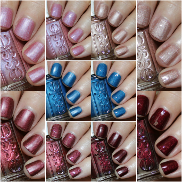 essie game theory collection